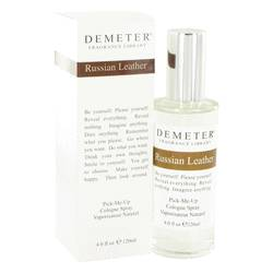 Demeter Perfume by Demeter 4 oz Russian Leather Cologne Spray