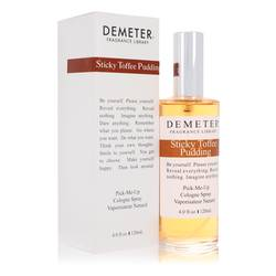 Demeter Sticky Toffe Pudding Perfume by Demeter 4 oz Cologne Spray
