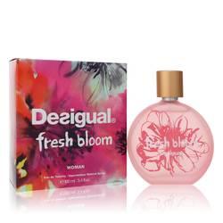 Desigual Fresh Bloom Perfume by Desigual 3.4 oz Eau De Toilette Spray