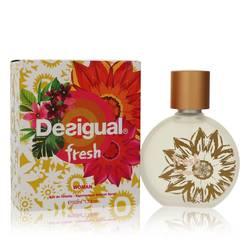 Desigual Fresh Perfume by Desigual 1.7 oz Eau De Toilette Spray