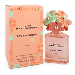 Daisy Eau So Fresh Daze Perfume by Marc Jacobs 2.5 oz Eau De Toilette Spray