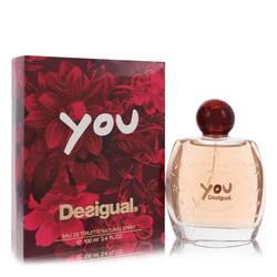 Desigual You Perfume by Desigual, 3.4 oz Eau De Toilette Spray for Women