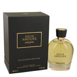 Deux Amours Perfume by Jean Patou 3.3 oz Eau DE Parfum Spray