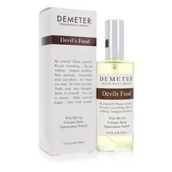 Demeter Perfume by Demeter 4 oz Devil's Food Cologne Spray
