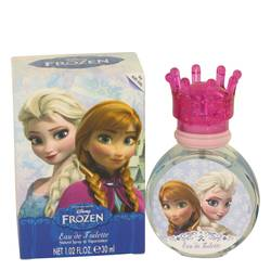 Disney Frozen Perfume by Disney 1 oz Eau De Toilette Spray