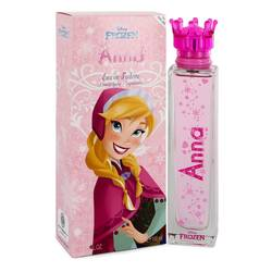 Disney Frozen Anna Perfume by Disney 3.4 oz Esu De Toilette Spray
