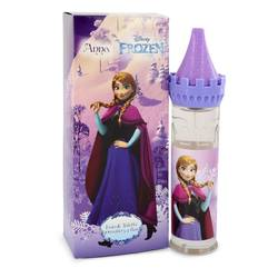 Disney Frozen Anna Perfume by Disney 3.4 oz Eau De Toilette Spray (Castle Packaging)