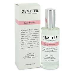 Demeter Fuzzy Sweater Perfume by Demeter 4 oz Cologne Spray
