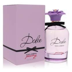 Dolce Peony Perfume by Dolce & Gabbana 2.5 oz Eau De Parfum Spray
