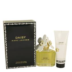 Daisy Perfume by Marc Jacobs -- Gift Set - 3.4 oz Eau De Toilette Spray + 2.5 oz Body Lotion