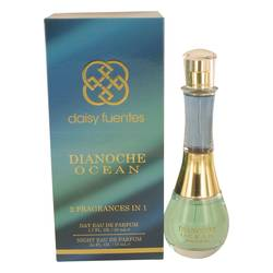 Dianoche Ocean Perfume by Daisy Fuentes 1.7 oz Includes Two Fragrances Day 1.7 oz and Night .34 oz Eau De Parfum Spray