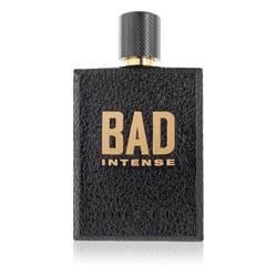 Diesel Bad Intense Cologne by Diesel 4.2 oz Eau De Parfum Spray (unboxed)