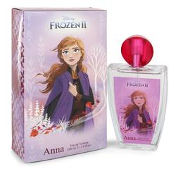Disney Frozen Ii Anna Perfume by Disney 3.4 oz Eau De Toilette Spray