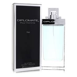 Diplomate Pour Homme Cologne by Paris Bleu, 3.3 oz Eau De Toilette Spray for Men