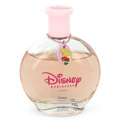 Disney Princess Aurora Perfume by Disney 3.4 oz Eau De Toilette Spray (unboxed)