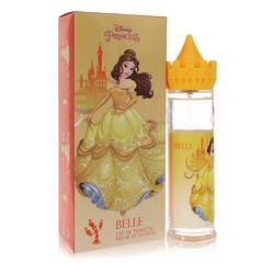 Disney Princess Belle Perfume by Disney 3.4 oz Eau De Toilette Spray