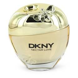 Dkny Nectar Love Perfume by Donna Karan 3.4 oz Eau De Parfum Spray (unboxed)