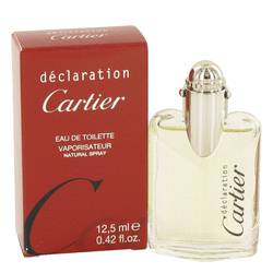 Declaration Cologne by Cartier 0.42 oz Eau De Toilette Spray