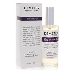 Demeter Perfume by Demeter 4 oz Blackberry Pie Cologne Spray