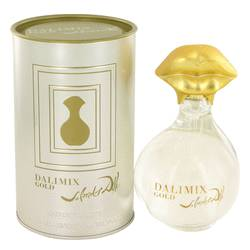 Dalimix Gold Perfume by Salvador Dali 3.4 oz Eau De Tiolette Spray