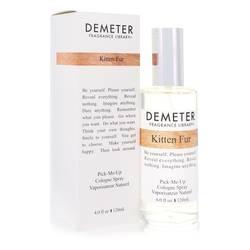 Demeter Kitten Fur Perfume by Demeter 4 oz Cologne Spray