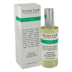 Demeter Perfume by Demeter 4 oz Mojito Cologne Spray