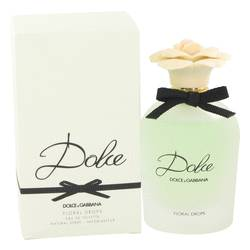 Dolce Floral Drops Perfume by Dolce & Gabbana 2.5 oz Eau De Toilette Spray