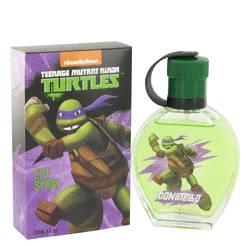 Teenage Mutant Ninja Turtles Donatello Cologne by Marmol & Son 3.4 oz Eau De Toilette Spray