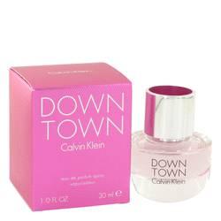 Downtown Perfume by Calvin Klein 1 oz Eau De Parfum Spray