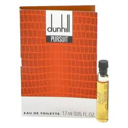 Dunhill Pursuit Cologne by Alfred Dunhill 0.05 oz Vial (sample)