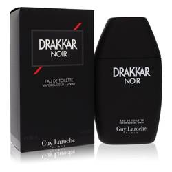 Drakkar Noir Cologne by Guy Laroche 6.7 oz Eau De Toilette Spray