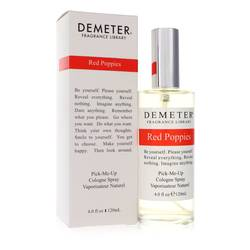 Demeter Perfume by Demeter 4 oz Red Poppy Cologne Spray