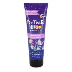 Dr Teal's Sleep Lotion Perfume by Dr Teal's 8 oz Kids Hypoallergenic Sleep Lotion with Melatonin & Essential Oils Promotes a Better Night's Sleep(Unisex)