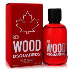 Dsquared2 Red Wood Perfume by Dsquared2 3.4 oz Eau De Toilette Spray