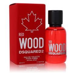 Dsquared2 Red Wood Perfume by Dsquared2 1.7 oz Eau De Toilette Spray
