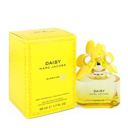 Daisy Sunshine Perfume by Marc Jacobs 1.7 oz Eau De Toilette Spray (Limited Edition)