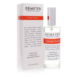 Demeter Perfume by Demeter 4 oz Tomato Seeds Cologne Spray