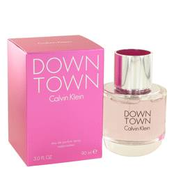 Downtown Perfume by Calvin Klein, 3 oz EDP Spray for Women