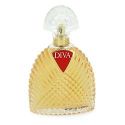 Diva Perfume by Ungaro 3.4 oz Eau De Toilette Spray (unboxed)