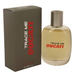 Ducati Trace Me After Shave by Ducati, 3.4 oz After Shave for Men