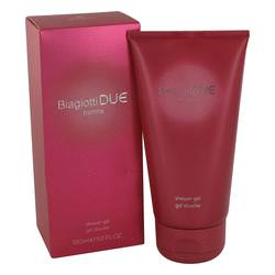 Due Perfume by Laura Biagiotti 5 oz Shower Gel