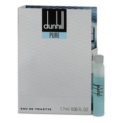 Dunhill Pure Cologne by Alfred Dunhill 0.06 oz Vial (sample)