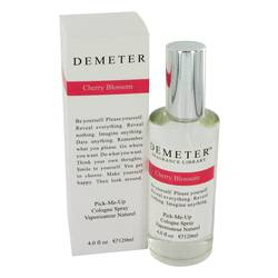 Demeter Cherry Blossom Perfume by Demeter 4 oz Cologne Spray