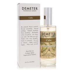 Demeter Cuba Perfume by Demeter 4 oz Cologne Spray