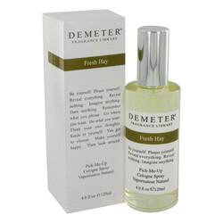 Demeter Perfume by Demeter 4 oz Fresh Hay Cologne Spray