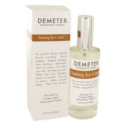 Demeter Nutmeg Ice Cream Perfume by Demeter 4 oz Cologne Spray
