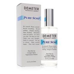 Demeter Perfume by Demeter 4 oz Pure Soap Cologne Spray