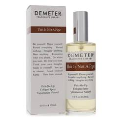 Demeter This Is Not A Pipe Perfume by Demeter 4 oz Cologne Spray