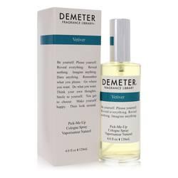 Demeter Vetiver Perfume by Demeter 4 oz Cologne Spray