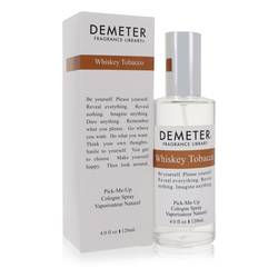 Demeter Perfume by Demeter 4 oz Whiskey Tobacco Cologne Spray